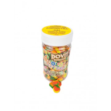 Fokhagyma-hal - 4 Color Wafters 10mm