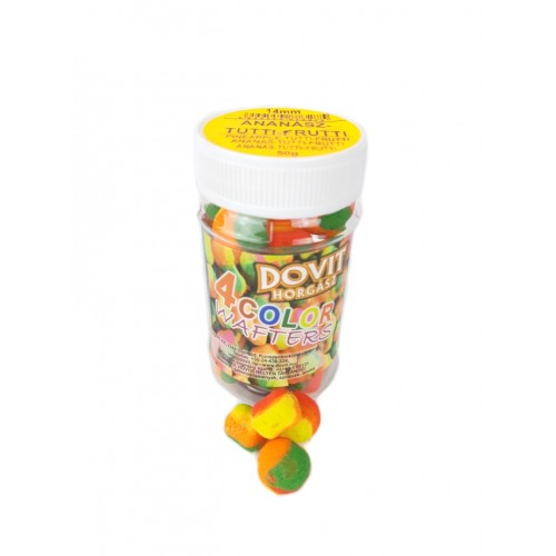 Ananász-tutti-frutti - 4 Color Wafters 14mm