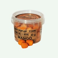 Mangó - Soft Pop-Up horogpellet 11mm