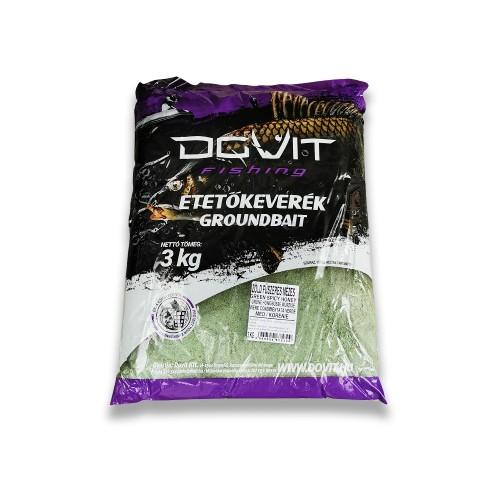 Zöld Fűszeres Mézes - 3 Kg-os etetőkeverék
