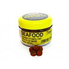 Seafood Fluo-Vit Dumbell Pellet 7mm