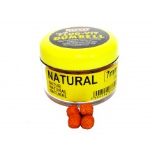 Natural Fluo-Vit Dumbell Pellet 7mm