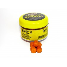 Spicy Fluo-Vit Dumbell Pellet 9mm