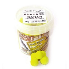 Ananász-banán - Pop-Up Fluo Bojli MIDI