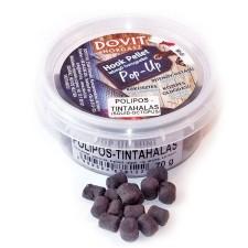 Polipos tintahalas - Pop-Up MINI horogpellet