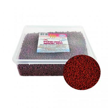 Pond Ball Magic Red 3mm 1000 ml