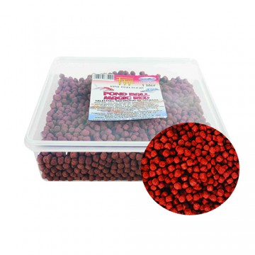 Pond Ball Magic Red 6mm 1000 ml