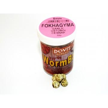 Fokhagyma - WormBall 8mm